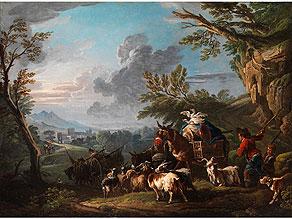 Francesco Casanova, 1732 – 1802