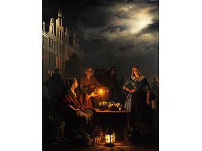 Petrus van Schendel, 1806 Terheijden/ Brabant – 1870 Brüssel