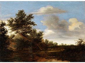Salomon van Ruysdael, ca. 1602 Naarden - 1670 Haarlem
