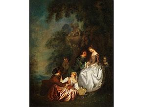Jean-Baptiste Pater, 1695 - 1736, nach