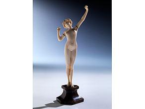 Elfenbeinfigur von P. Philippe