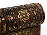Detail images: Drei Dosen in Form von Truhen bzw. eines maurischen Möbels