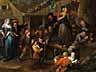 Detail images: Bernardus van Schendel, 1649 - 1709, zug.