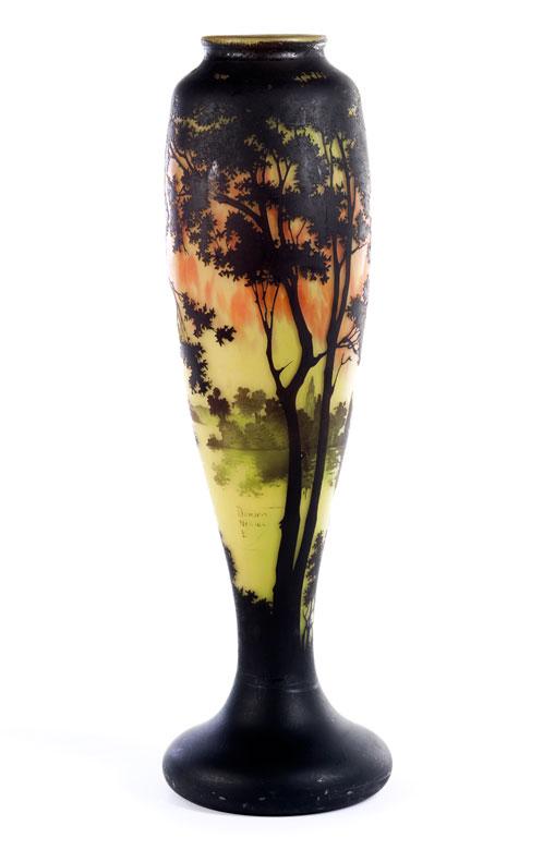 Große Daum-Vase