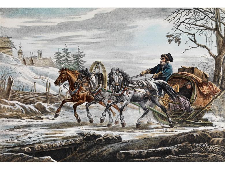 Aleksandr Osipovich Orlovsky, 1777 - 1832