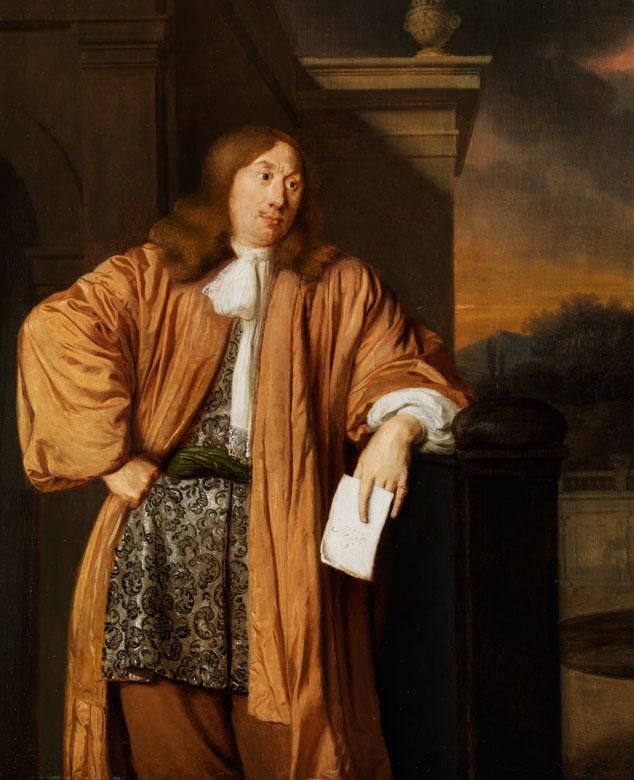 Ary de Vois, 1631 Utrecht - 1680 Leiden