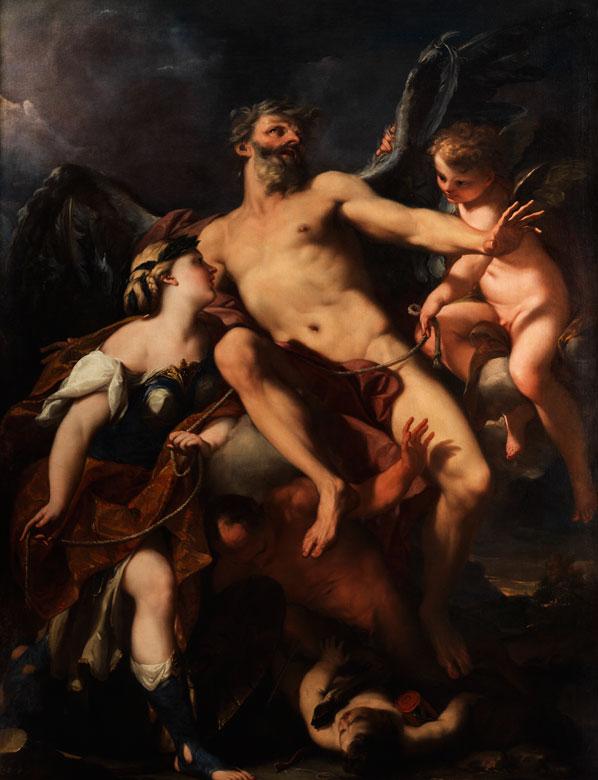Antonio Bellucci, 1654 - 1726/27