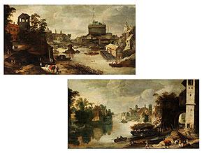 Philips de Momper, - Antwerpen, zug.