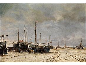 Hendrik Willem Mesdag,  1831 - 1915