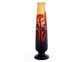 Vase von Daum, Nancy