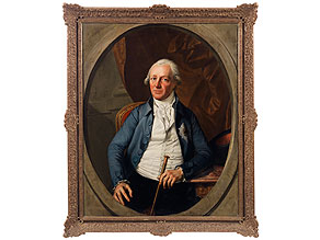 Sebastian Weygandt, 1760 Bruchsal - 1836 Herleshausen
