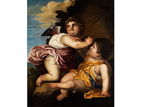 Alessandro Varotari, 1588 Padua - 1648 Venedig, zug. / Nachfolge des