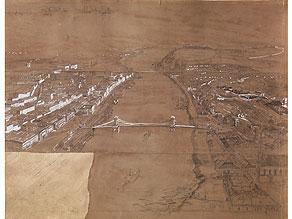 Detail images:  Rudolf von Alt, 1812 - 1905, zug.