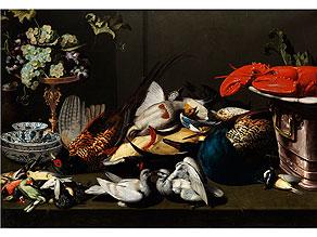 Adriaen van Utrecht,  1599 - 1653, zug.