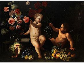 Franz Werner von Tamm, genannt Monsù Daprait, 1658 Hamburg - 1724 Wien, zug. Guillaume Courtois, 1628 - 1679, zug.