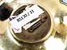 Detail images: Kleine, russische Silberschale, vergoldet mit Emailmalerei