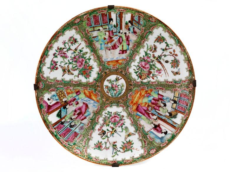 Chinesischer Porzellanteller