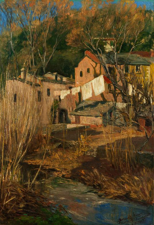 Richard Benno Adam, 1873 München - 1937 München