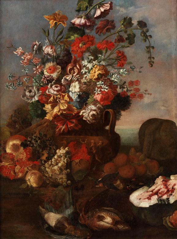 Karel van Vogelaer, genannt Carlo dei Fiori, 1653 Maastricht - 1695 Rom, zug.