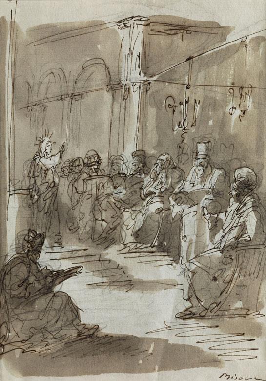 Giuseppe Bernardino Bison, 1762 Palmanova/ Friaul - 1844 Milano