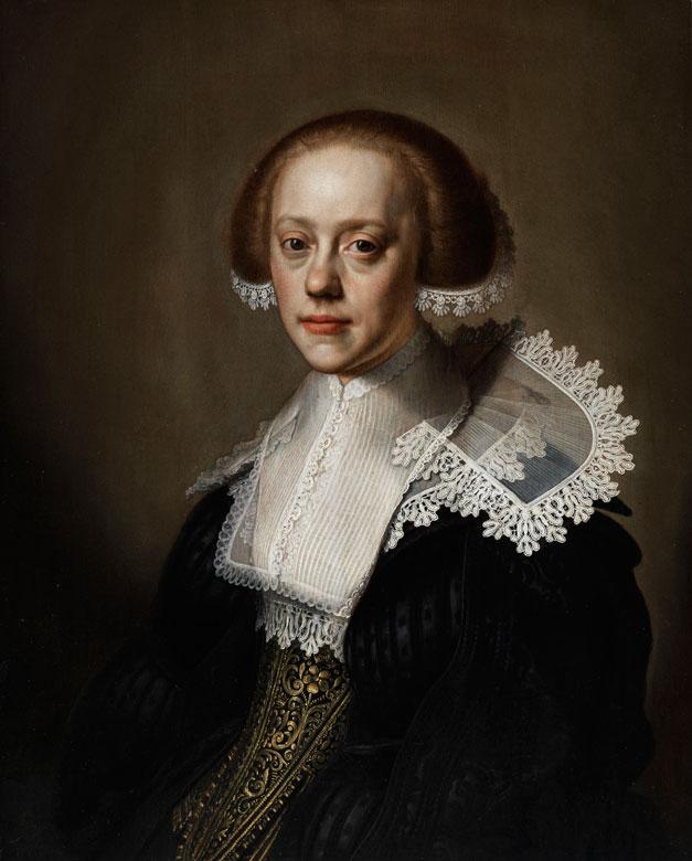 Johannes Cornelisz Verspronck, 1600/ 1603 Haarlem - 1662 Haarlem, zug.