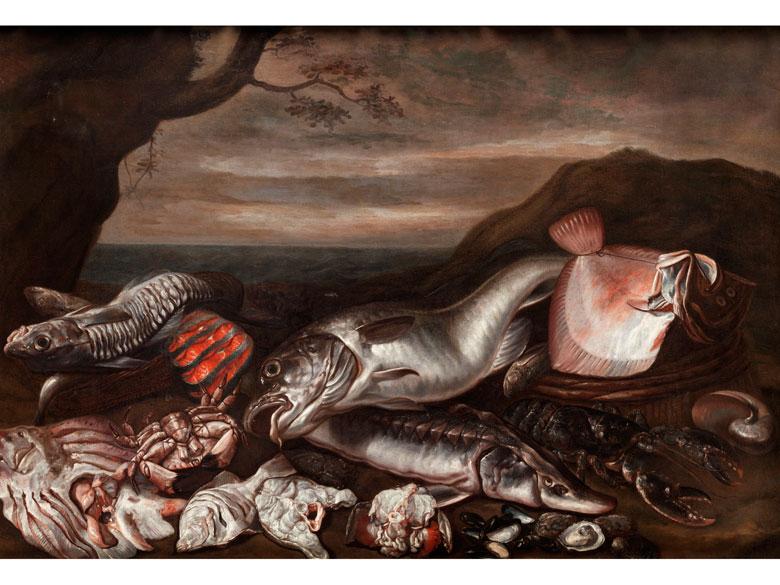 Isaac van Duynen, 1630 - 1689, zug.