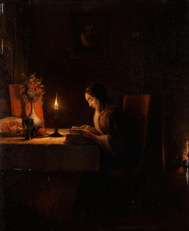 † Petrus van Schendel, 1806 Terheijden/ Brabant - 1870 Brüssel, zug.