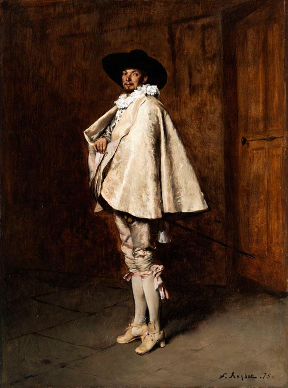 † Ferdinand Victor Léon Roybet, 1840 Uzès - 1920 Paris