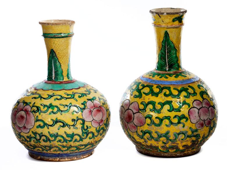 Zwei chinesische Vasen