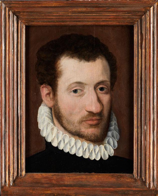 Pieter Pourbus bzw. Maler aus der Künstlerfamilie Frans Pourbus, zug.
