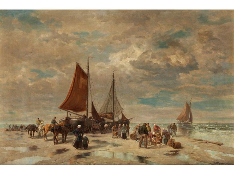 Désiré Thomassin, Th. Renardt, 1858 Wien - 1933 München Maler der Münchner Schule