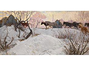 Rostislav Nicolaevitch Galitsky, 1920