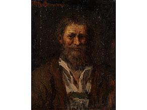 Franz von Defregger, 1835 Stronach - 1921 München, zug.,