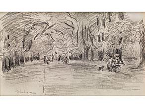 Max Liebermann, 1847 Berlin - 1935 Berlin