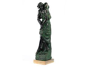 P. Plumet, französischer Bildhauer des 20. Jahrhunderts