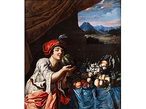 Abraham Brueghel, 1631 Antwerpen - 1697, Umkreis des