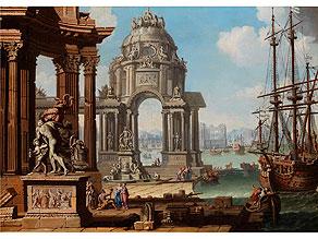 Antonio Visentini, 1688 Venedig - 1782