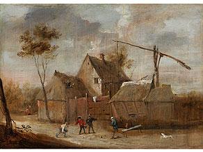 Thomas van Apshoven, 1622 Antwerpen - um 1664 Antwerpen, zug.