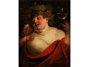 Flämischer Meister des 17. Jahrhunderts in der Stilrichtung von Jacob Jordaens