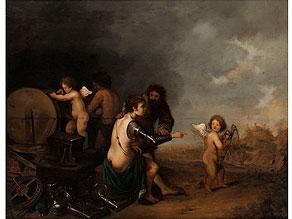 Gerrit Claesz Bleker, 1610 - 1656, zug.