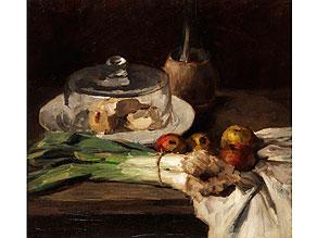 Carl Schuch, 1846 - 1903 München Bedeutender Maler der Münchner Schule