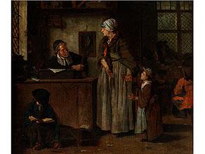 Jan Josef Horemans, 1682 Antwerpen - 1759 Antwerpen, zug.