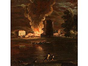Marco Ricci, 1676 Belluno - 1729 Venedig, zug.
