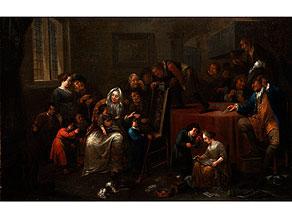 Bernardus van Schendel,  1649 Weesp - 1709 Haarlem