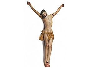 Geschnitzter Corpus Christi
