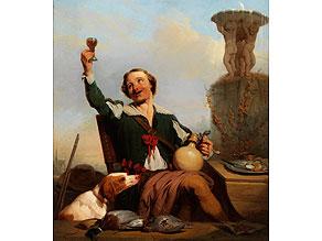 Petrus Kremer, 1801 Antwerpen - 1888 Werke seiner Hand in öffentlichen Museen in Brügge, Montreal, Brüssel und Muiden.
