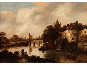 Klaes Molenaer, um 1630 - 1676 Haarlem, zug.
