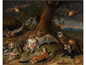 Jan van Kessel, 1641 - 1680