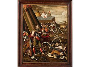 Antoine Caron, 1520 Beauvais - 1599 Paris, zug.