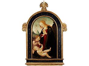 Meister der Epiphanie von Fiesole (Master of the Fiesole Epiphany)